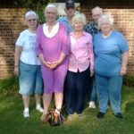Cheryl, Lou, Dale, Betty, Robert and Rita