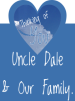 Think of you Uncle Dale.
